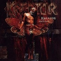 Album KREATOR Outcast (1997)