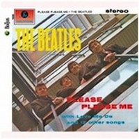 Album THE BEATLES Please Please Me (1963)