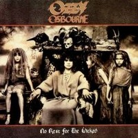 Album OZZY OSBOURNE No Rest For The Wicked  (1988)
