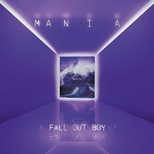 Album FALL OUT BOY Mania (2018)