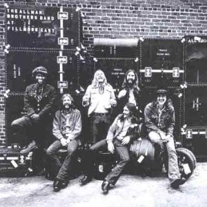 Album THE ALLMAN BROTHERS BAND At Fillmore East (1971)