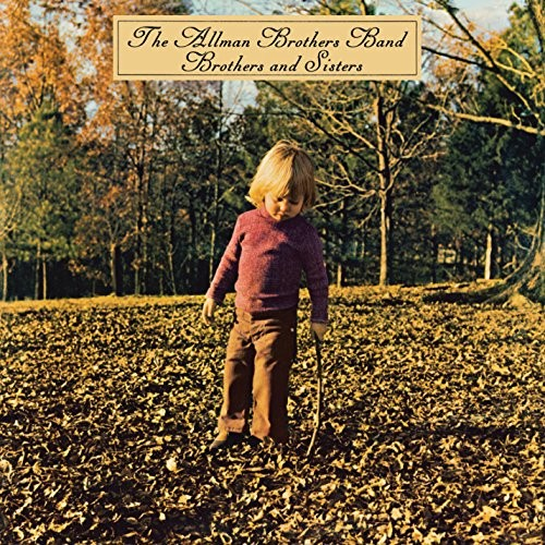 Album THE ALLMAN BROTHERS BAND Brothers And Sisters (1973)