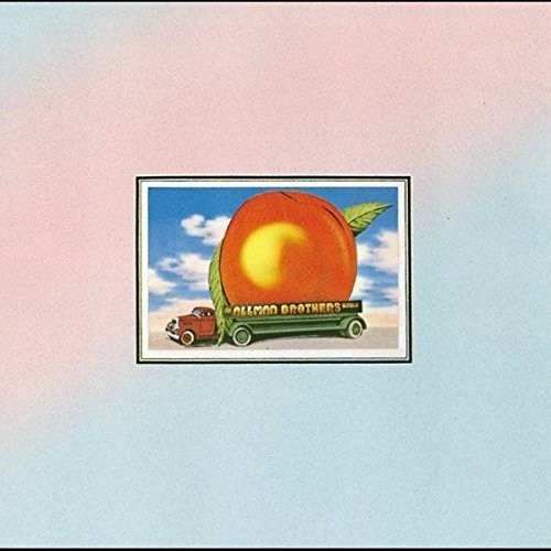 Album THE ALLMAN BROTHERS BAND Eat A Peach (1972)