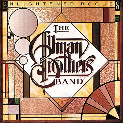 Album THE ALLMAN BROTHERS BAND Enlightened Rogues (1979)