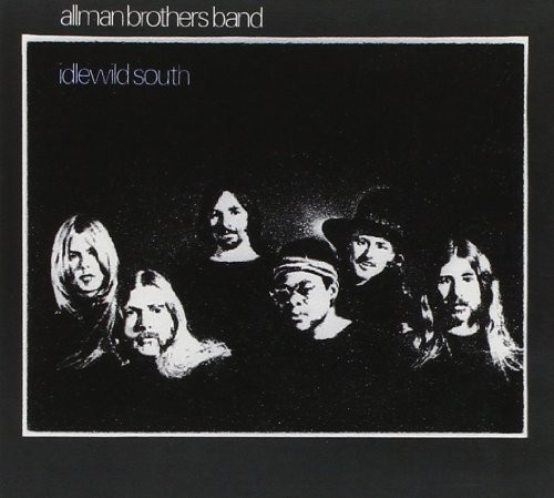 Album THE ALLMAN BROTHERS BAND Idlewild South (1970)