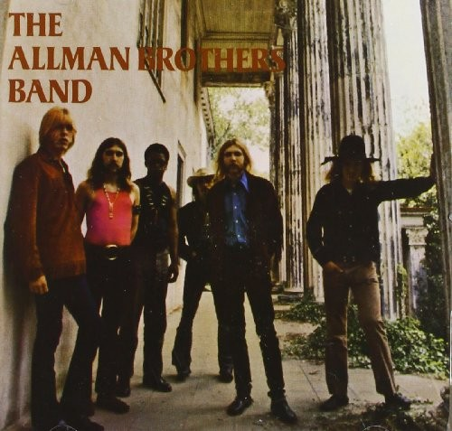 Album THE ALLMAN BROTHERS BAND The Allman Brothers Band (1969)