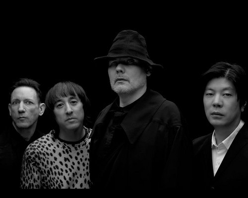 Photo/picture of the band/Artist THE SMASHING PUMPKINS