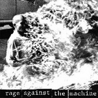 Album RAGE AGAINST THE MACHINE Rage Against The Machine (1992)