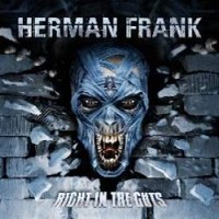 Album HERMAN FRANK Right In The Guts (2012)