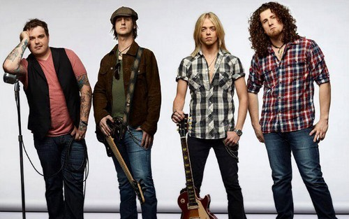 Photo/picture of the band/Artist BLACK STONE CHERRY