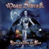 Album MEAN STREAK Declaration Of War (2011)