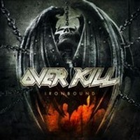 Album OVERKILL Ironbound (2010)