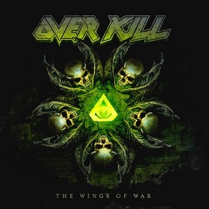 Album OVERKILL The Wings Of War (2019)