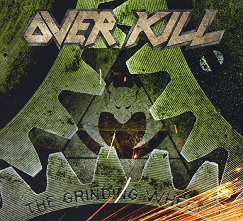 Album OVERKILL The Grinding Wheel (2017)