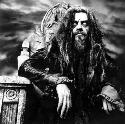 Photo/picture of the band/Artist ROB ZOMBIE