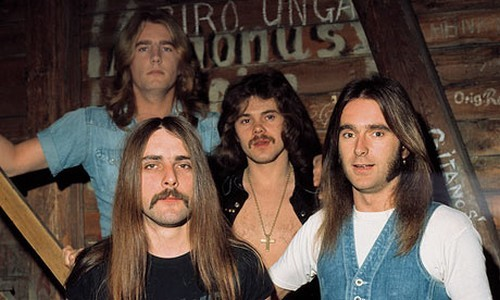 Photo/picture of the band/Artist STATUS QUO
