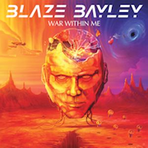 Album BLAZE BAYLEY War Within Me