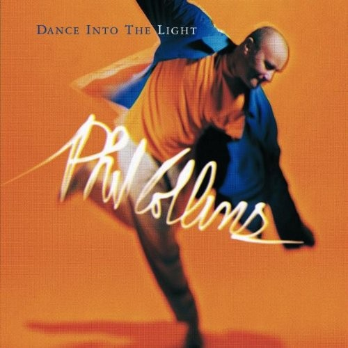 Album PHIL COLLINS DANCE INTO THE LIGHT