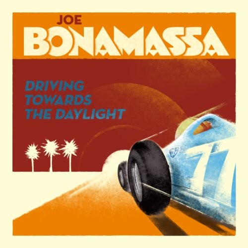 Album JOE BONAMASSA Driving Towards The Daylight (2012)