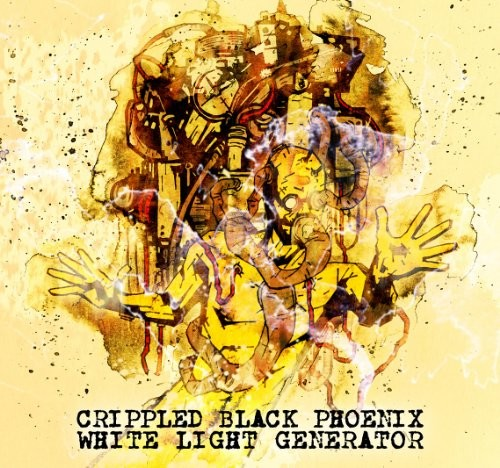 Album CRIPPLED BLACK PHOENIX White Light Generator (2014)