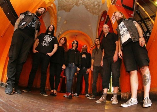 Photo/picture of the band/Artist CRIPPLED BLACK PHOENIX