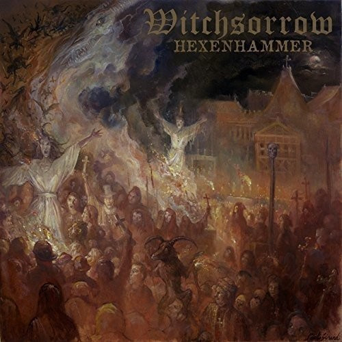 Album WITCHSORROW Hexenhammer (2018)