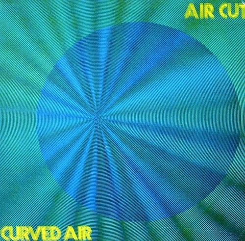 Album CURVED AIR Air Cut (1973)