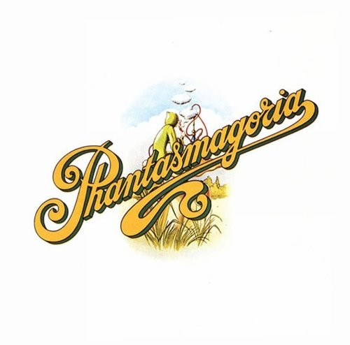 Album CURVED AIR Phantasmagoria (1972)