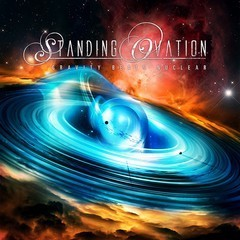Album STANDING OVATION Gravity Beats Nuclear (2015)