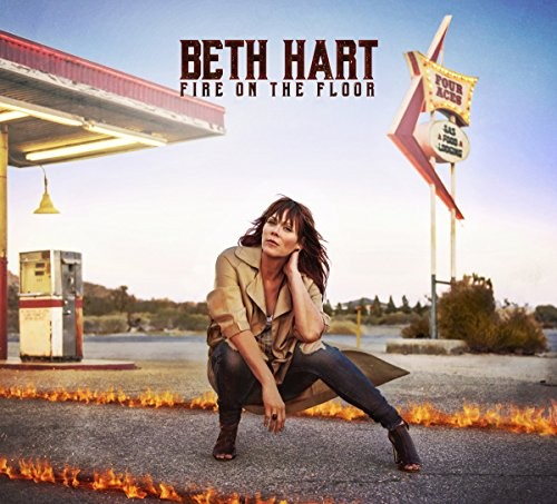 Album BETH HART Fire On The Floor (2016)