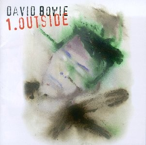 Album DAVID BOWIE 1. Outside (1995)