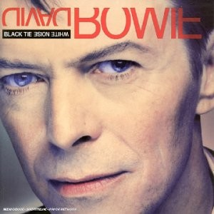 Album DAVID BOWIE BLACK TIE WHITE NOISE