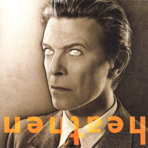 Album DAVID BOWIE Heathen (2002)