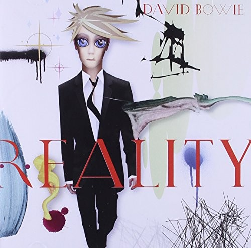 Album DAVID BOWIE Reality (2003)