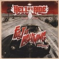 Album HELL OF A RIDE Fast As Lightning (2013)