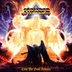 Album STRYPER Even The Devil Believes (2020)