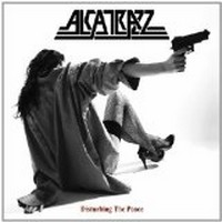 Album ALCATRAZZ Disturbing The Peace - 2013 Edition (2013)
