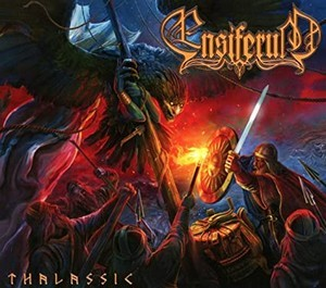 Album ENSIFERUM Thalassic (2020)