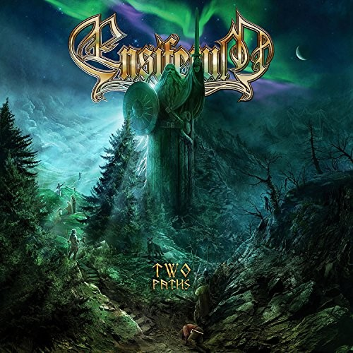 Album ENSIFERUM Two Paths (2017)