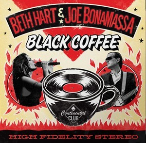 Album BETH HART & JOE BONAMASSA Black Coffee (2018)